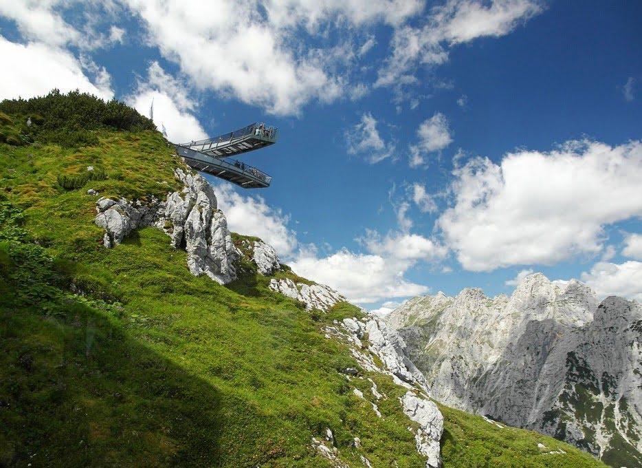 Alpspix Viewing Platform in Germany, Top Most Terrifying Places In The World, Hindi, Information, Jankari, Story, History, Kahani, Itihas, Dangerous, Darawna,