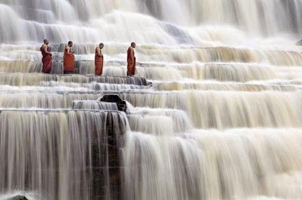 Pongour waterfall, Vietnam,  Hindi, Information, Jankari, History, Story, Itihas,