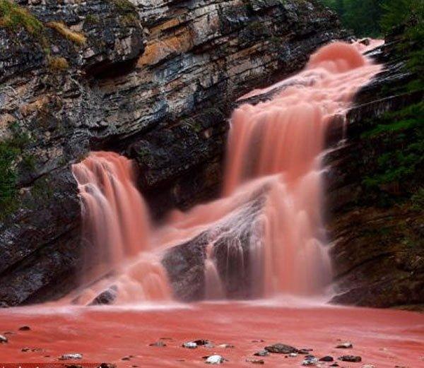 Cameron Falls , Alberta, Canada, Hindi, Information, Jankari, History, Story, Itihas,