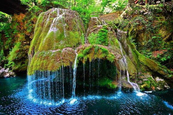 Bigăr Waterfall,Caraş-Severin County, Romania, Hindi, Information, Jankari, History, Story, Itihas,