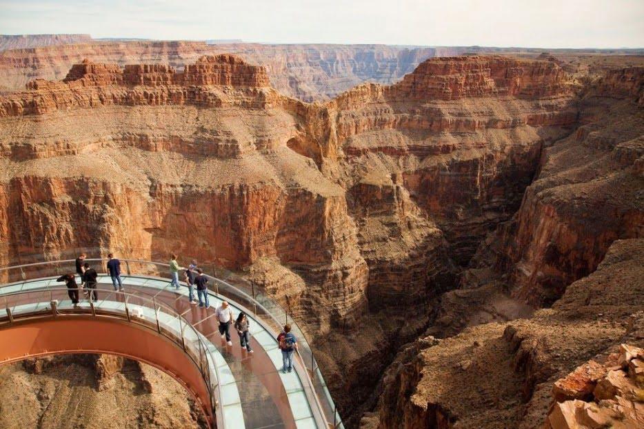 The Grand Canyon Skywalk, Top Most Terrifying Places In The World, Hindi, Information, Jankari, Story, History, Kahani, Itihas, Dangerous, Darawna,