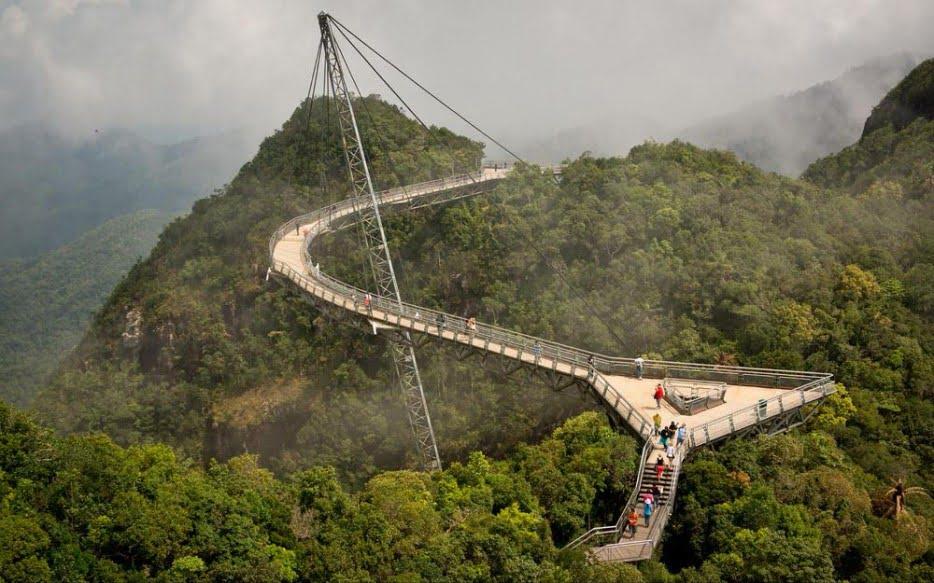 Langkawi Sky Bridge, Malaysia, Top Most Terrifying Places In The World, Hindi, Information, Jankari, Story, History, Kahani, Itihas, Dangerous, Darawna,