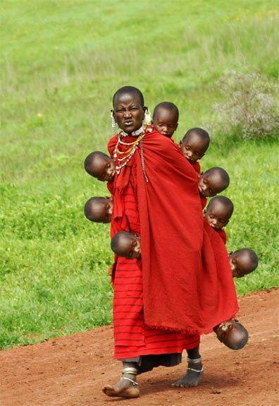 Maasai Tribe (People) Interesting Facts, Hindi, Story, History, Information, Kahani, Jankari, Itihas, Tradition,