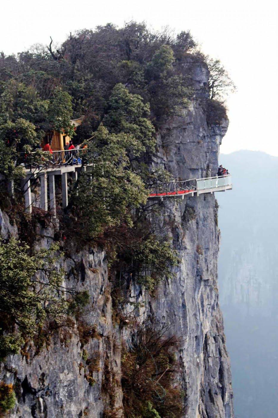 Walk of Faith, China, Top Most Terrifying Places In The World, Hindi, Information, Jankari, Story, History, Kahani, Itihas, Dangerous, Darawna,