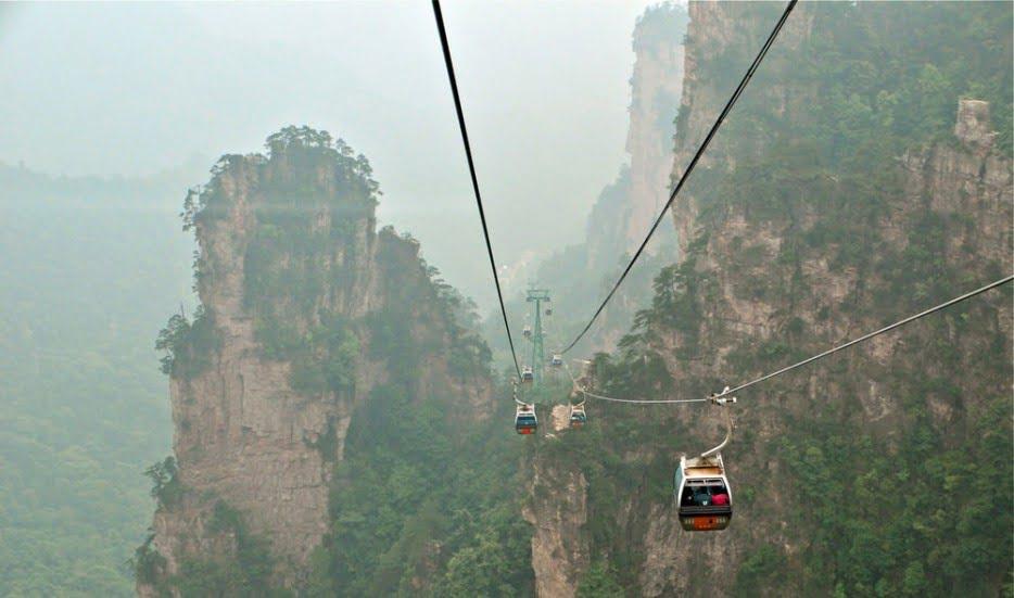 Walk of Faith, China