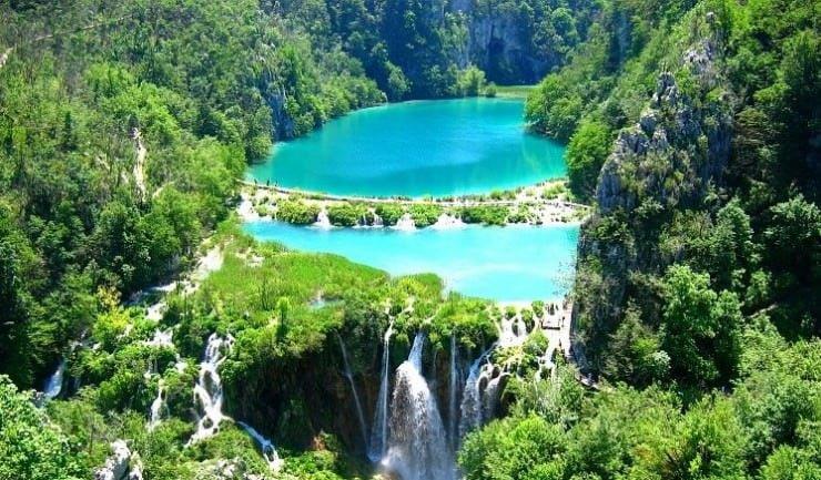 Plitvice Waterfall, Croatia,  Hindi, Information, Jankari, History, Story, Itihas,