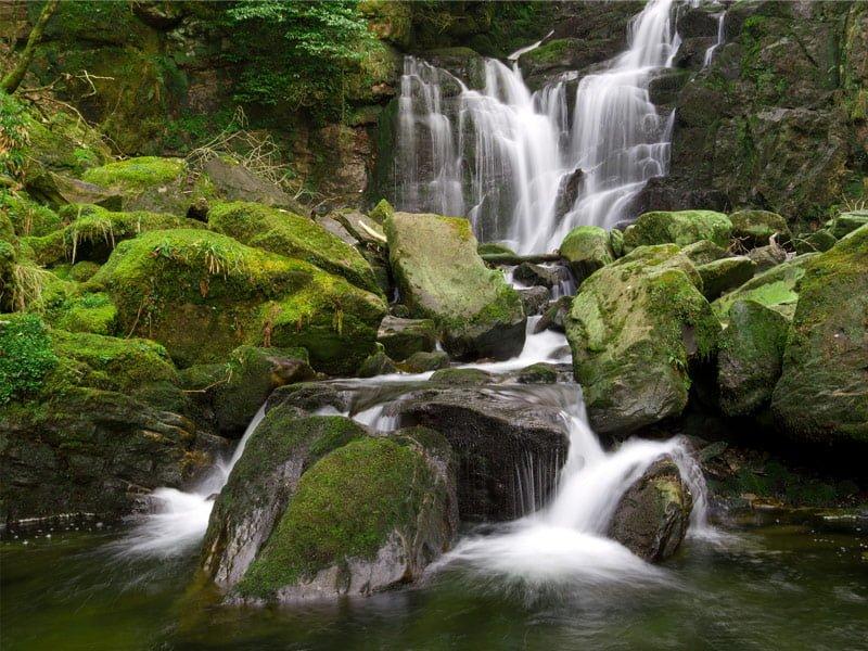 Torc Waterfall, Ireland,  Hindi, Information, Jankari, History, Story, Itihas,