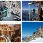 10 ऐसी जगह, जहाँ पहुंचकर नीचे धरती को देखना होता है खौफनाक