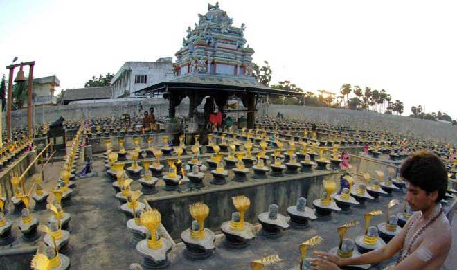 Swapna Phal of Lord Shiva and Their Things, Shiv Temple