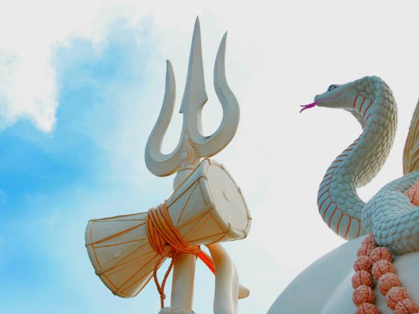 Swapna Phal of Lord Shiva and Their Things, Damroo