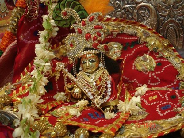Lord Shri Krishna Worship, Laddu Gopal, Method, Vidhi, Things, Hindi,