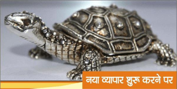 Feng Shui Tips, Tortoise, Hindi, For new business,