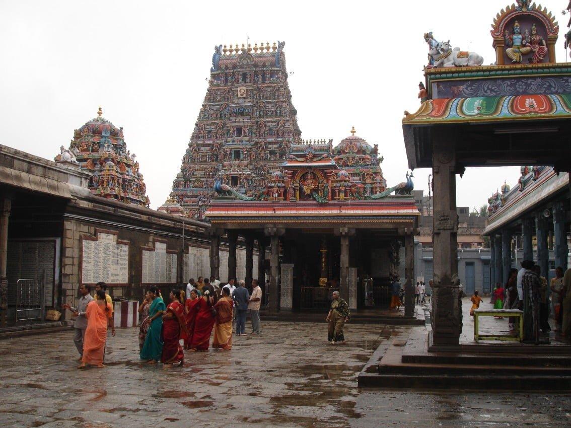 Kapaleeswarar temple, Chennai, Hindi, History, Story, Information, Kahani, Itihas, Janakri,
