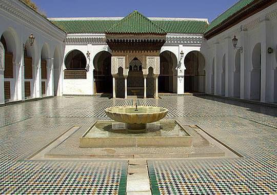 Al Quaraouiyine - The Oldest University Of World,