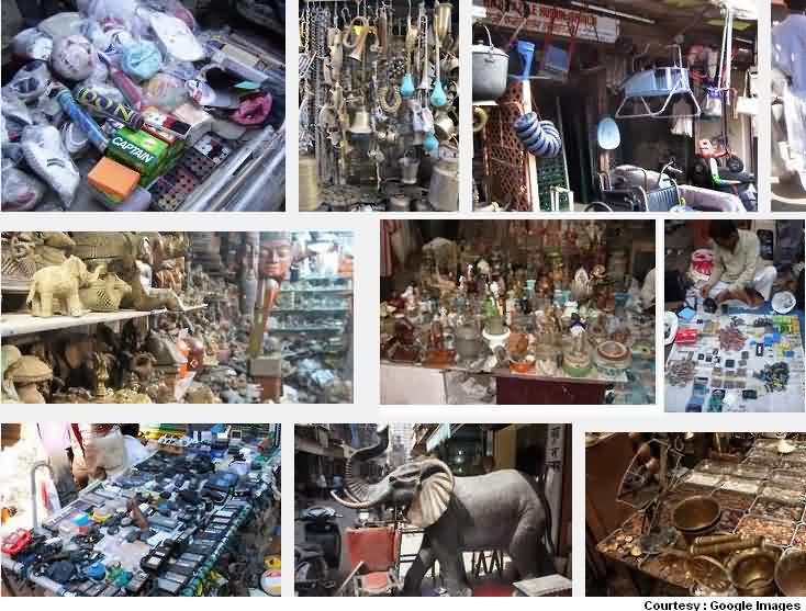 India's Top 5 Chor Bazaar, Hindi, Information, Jankari, History, Story, Itihas, Kahani,