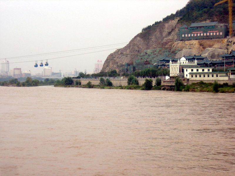 Yellow River, China, Hindi, Information, History, Jankari, Itihas,