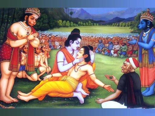 Laxman Meghnad (Indrajit) Story, Meghnath, Hindi, Kahani, Katha, Yudh, War,
