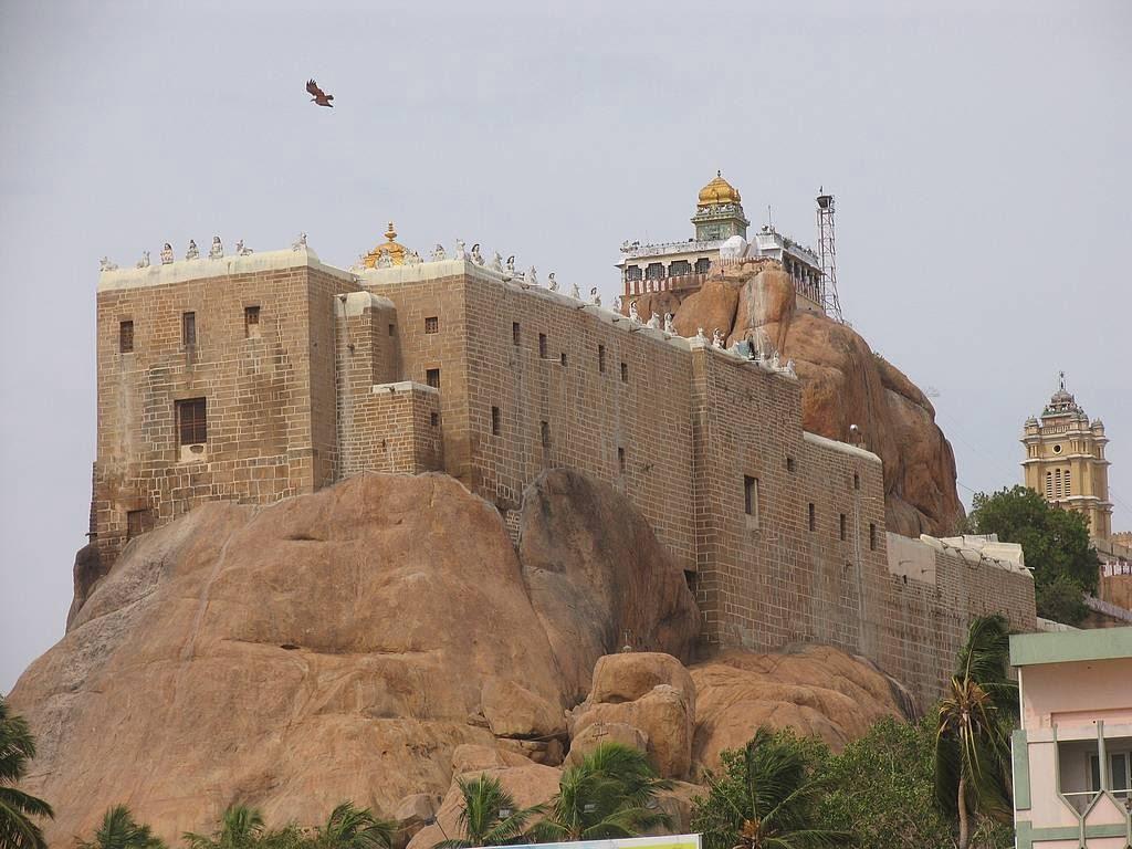Ucchi Pillayar Temple, Mandir, Tamil Nadu, Hindi, Story, History, Kahani, Katha, Information, Jankari,