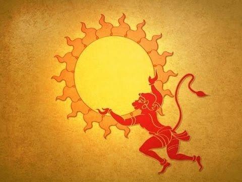Hanuman Sun Hindi Story