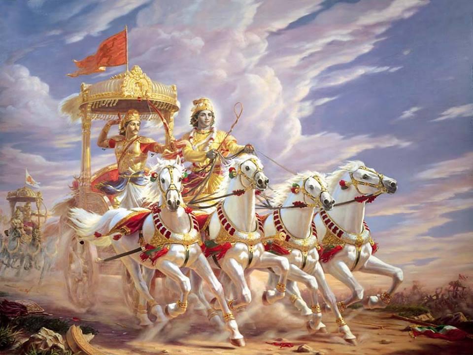 Karna, Ghatotkach, Vidur & Sanjay ki Antim Ichha
