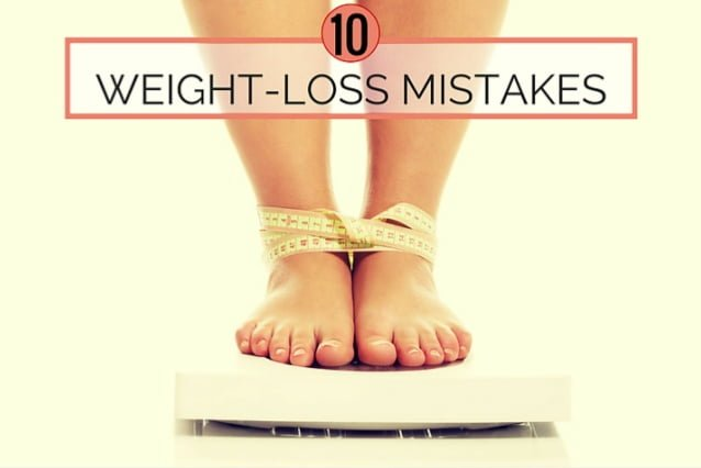 Weight Loss Mistakes To Avoid, Hindi