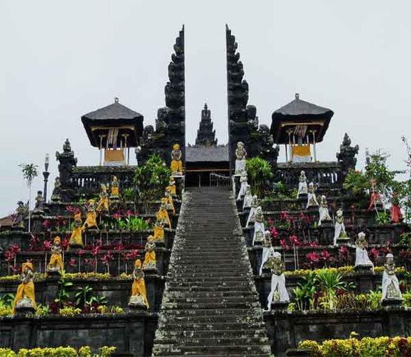 Pura Besakih Temple, Bali, Hindi, Information, Jankari, Story. Kahani, History, Itihas,