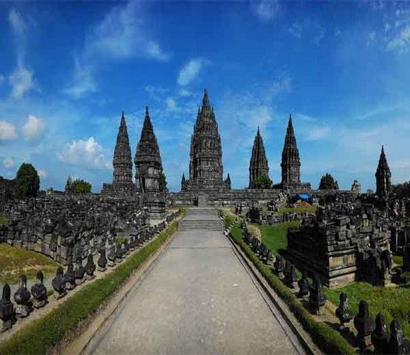 Prambanan Temple, Java, Hindi, Information, Jankari, Story. Kahani, History, Itihas,