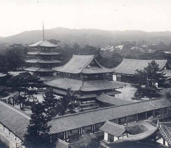 Oldest Companies Of The World, Kongo Gumi, Japan,