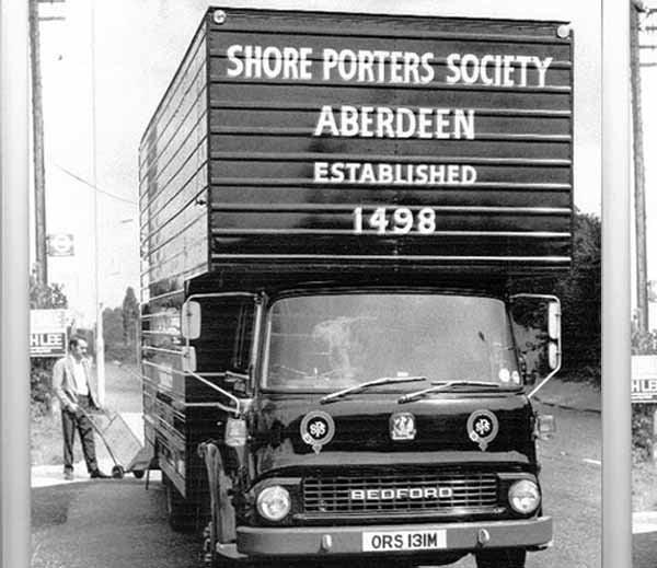 Shore Porters Society, America,