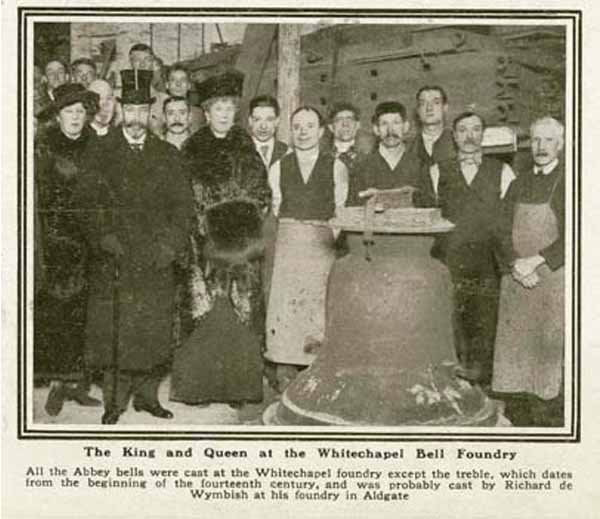 Whitechapel Bell, Britain,
