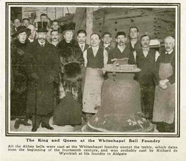 Whitechapel Bell, Britain,
