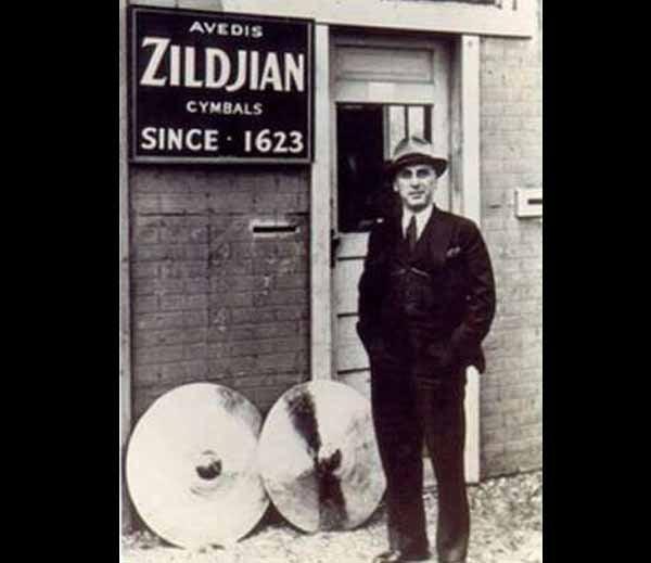 Zildjian Cymbals, Turkey,