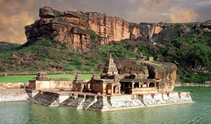 Badami Temple, Karnataka, Hindi, Information, Jankari, History, Story, Kahani,