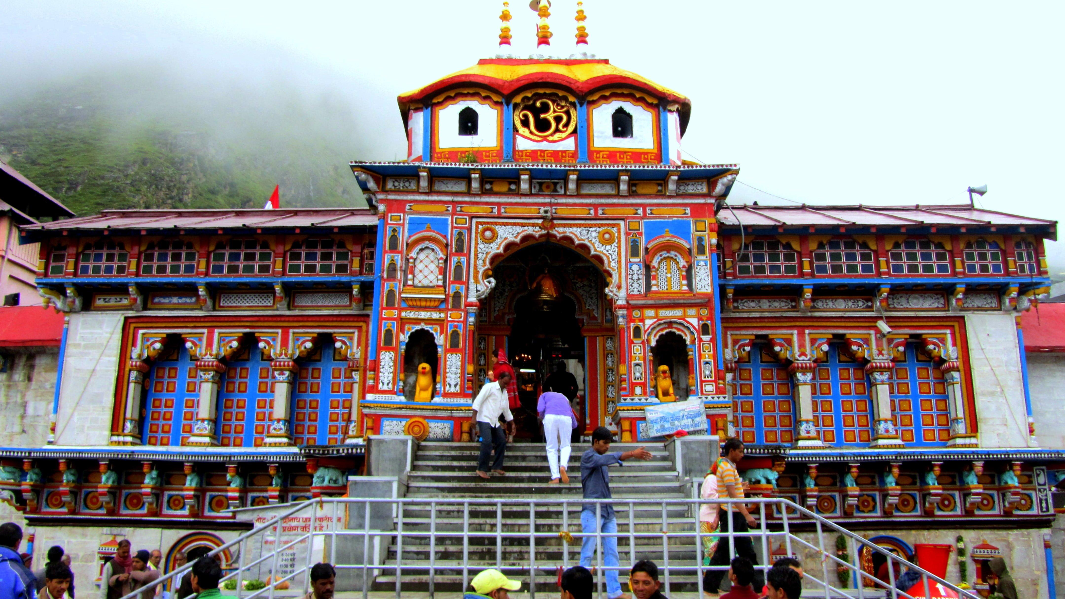 Badrinath Mandir, Uttarakhand,