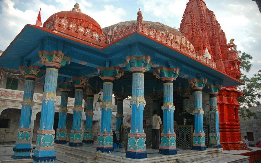 Brahma Temple, Pushkar, Rajasthan, Hindi, Information, Jankari, History, Story, Kahani,