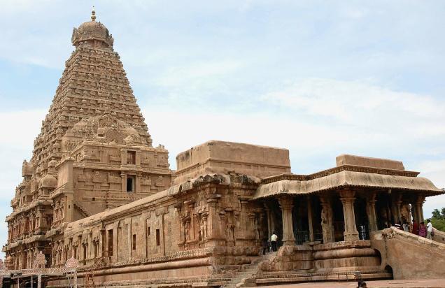 Brihadeshwara Temple, Tamilnadu, Hindi, Information, Jankari, History, Story, Kahani,