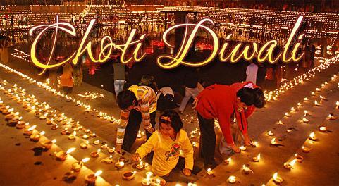 Happy Choti Diwali 2019 Hd Wallpaper For Mobile