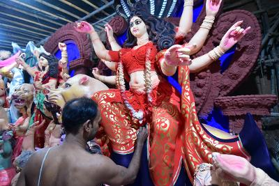 Why Prostitute Land Soil for Durga Idol, Hindi, Mitti, Red Light Area,