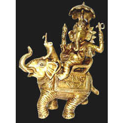 Elephant Ganesha, Haathi Pe Ganesh, Lord Ganesha Idol Benefits, Hindi, Fayde,