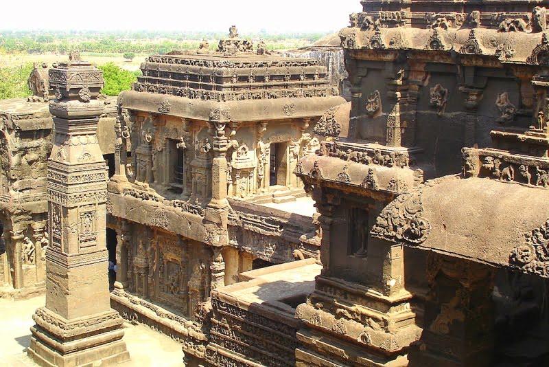 Kailash Temple, Maharashtra, Hindi, Information, Jankari, History, Story, Kahani,