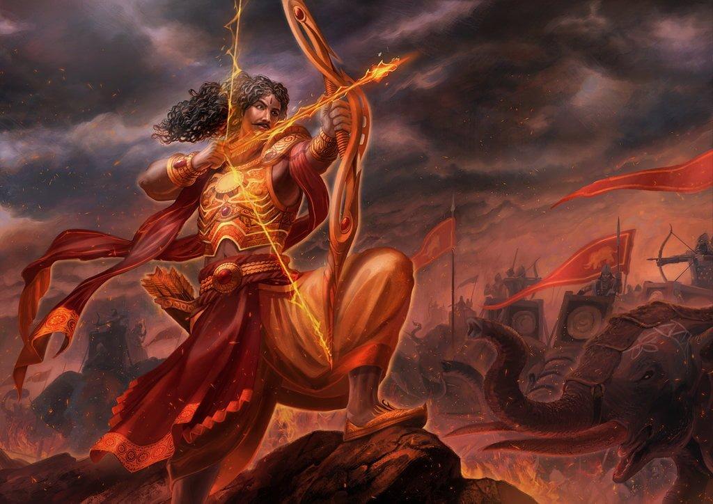 Karna's Past Life Story, Hindi, Kahani, Jeevani, History, Itihas, Katha, Sury Dev, Dambodhav, Mahadani Karn ke pichhale janm ki kahani, Purv Janm,