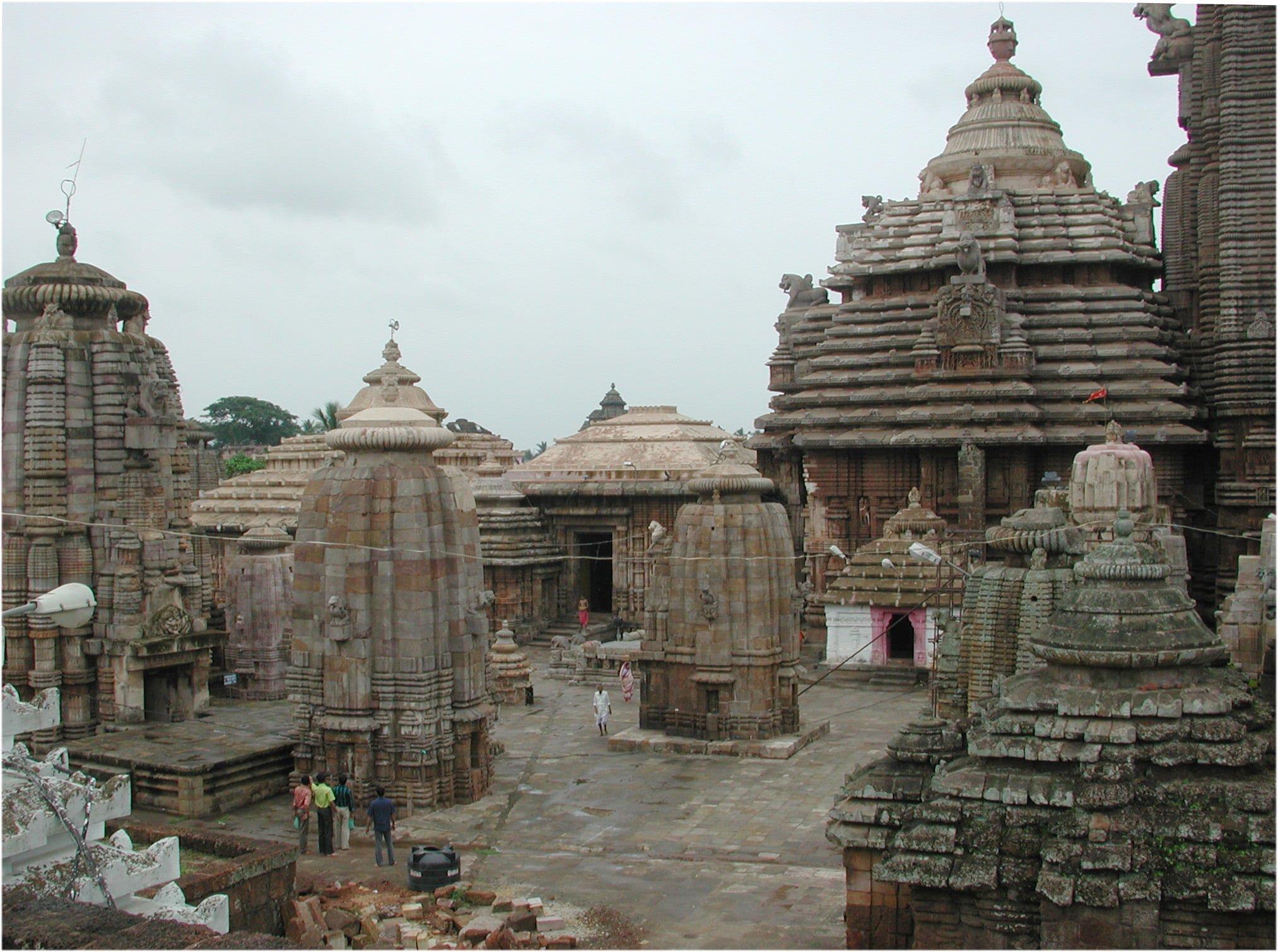 Lingaraj Temple, Bhubaneswar, Orissa, Hindi, Information, Jankari, History, Story, Kahani,