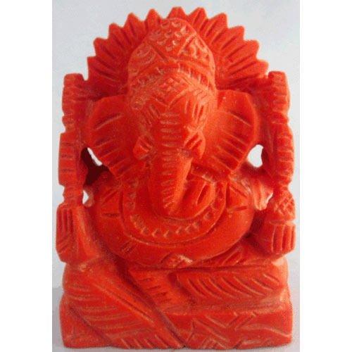 Coral Ganesha, Moonga ke Ganesh, Lord Ganesha Idol Benefits, Hindi, Fayde,