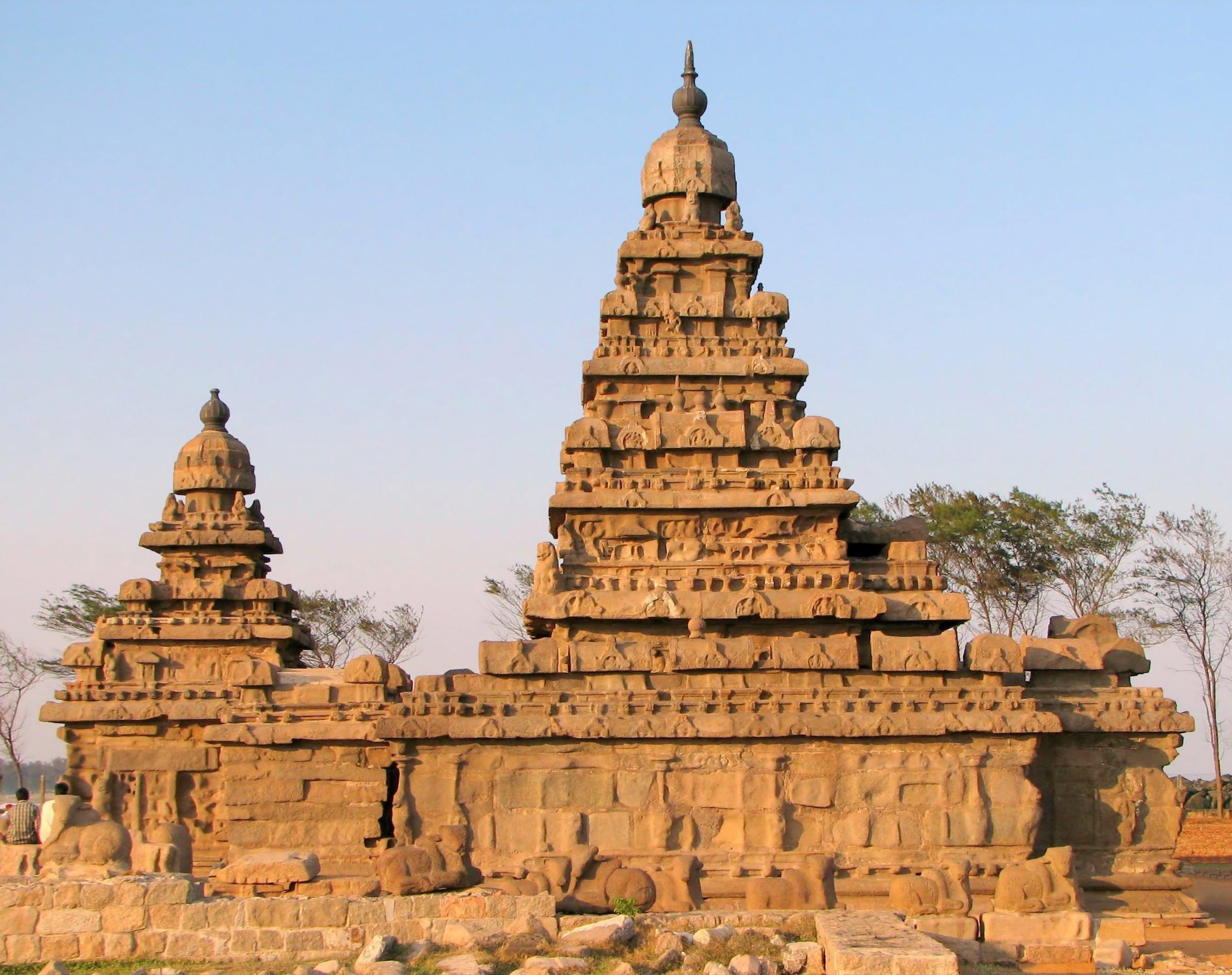 Shore Temple, Mahabalipuram, Tamilnadu, Hindi, Information, Jankari, History, Story, Kahani,