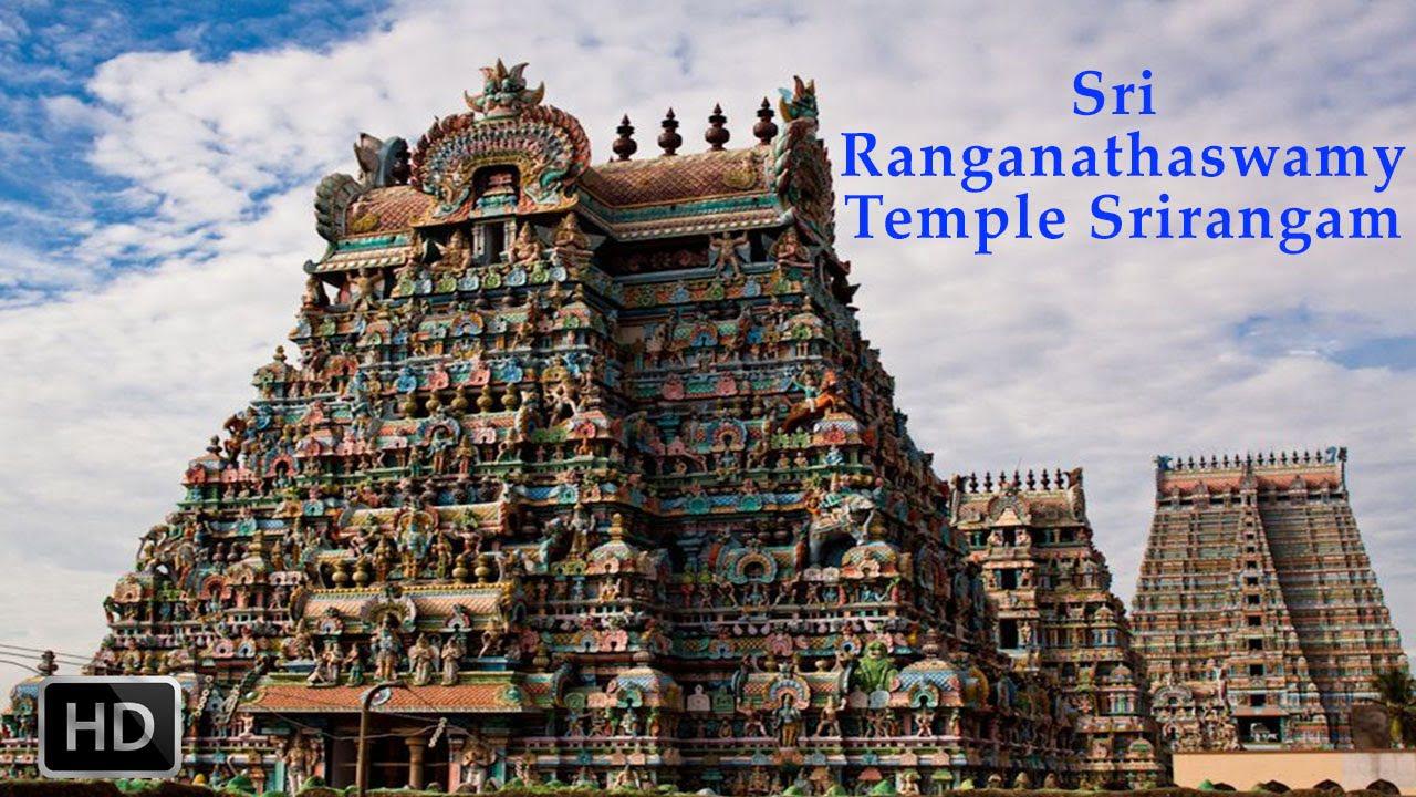 Shri Rangnath Swami Temple, Srirangam, Tamilnadu, Hindi, Information, Jankari, History, Story, Kahani,