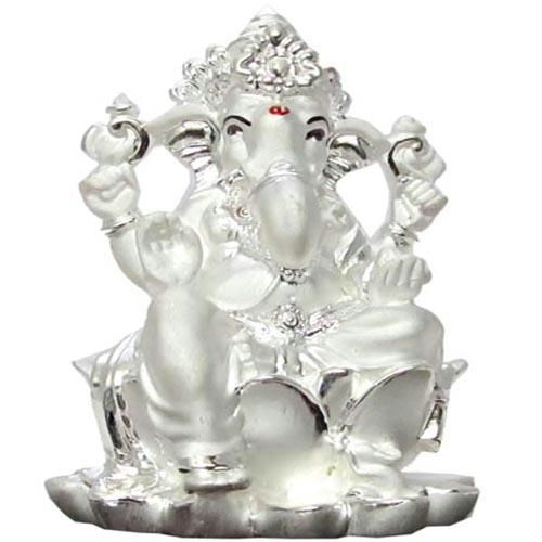 Lord Ganesha Idol Benefits, Hindi, Fayde, Silver Ganesha, Chandi Ke ganesh,