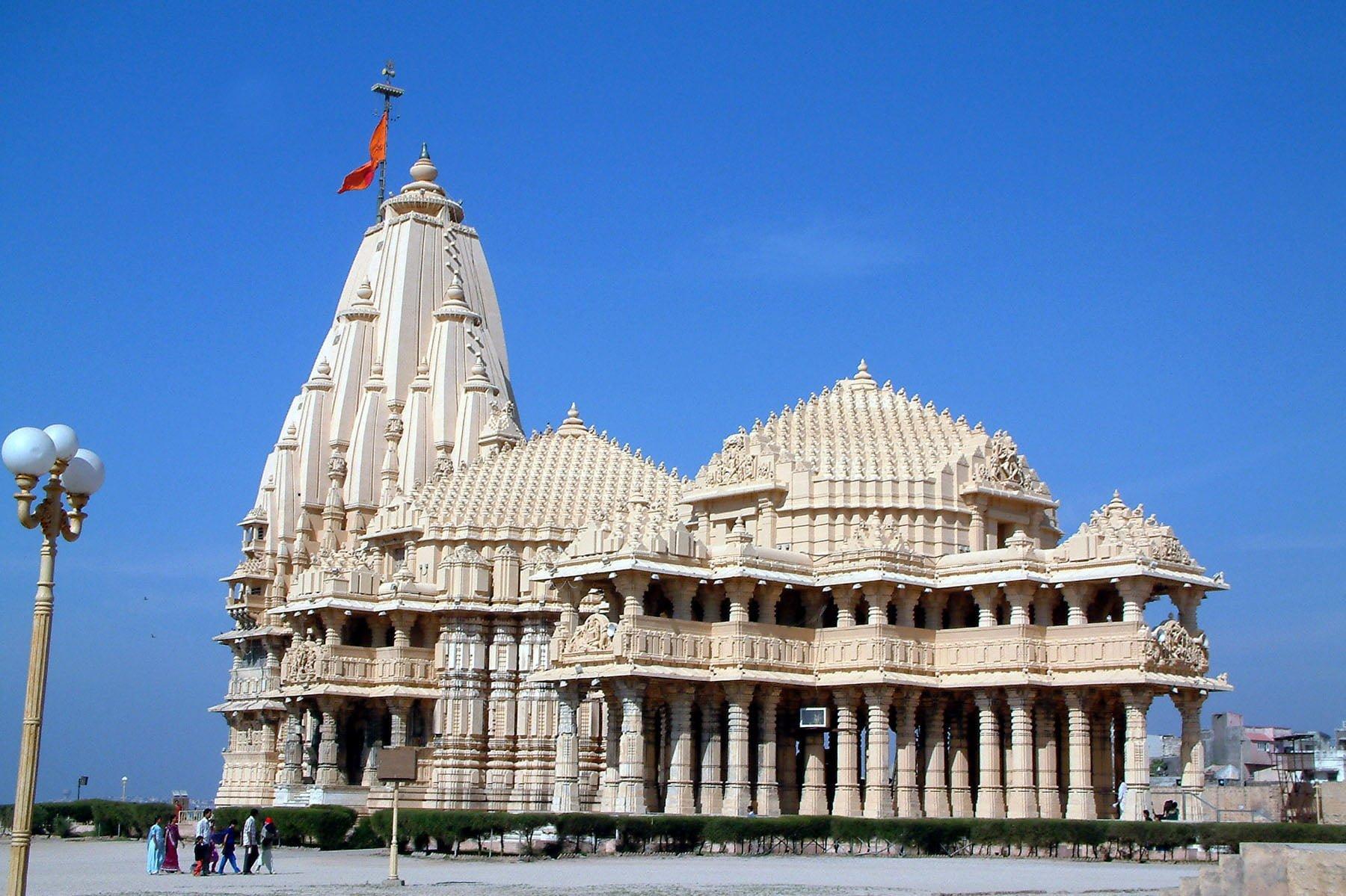 Somnath Temple, Gujarat, Hindi, Information, Jankari, History, Story, Kahani,
