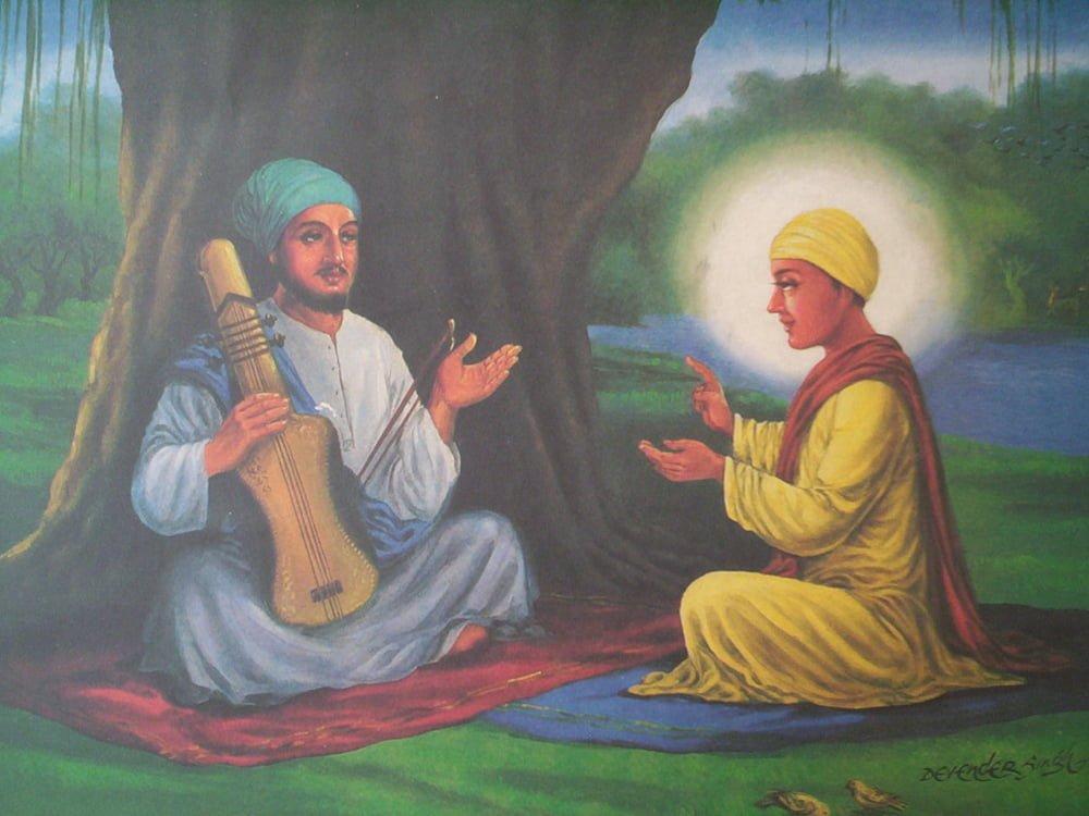 Guru Nanak and Mardana, Hindi Story, Hindi Kahani,