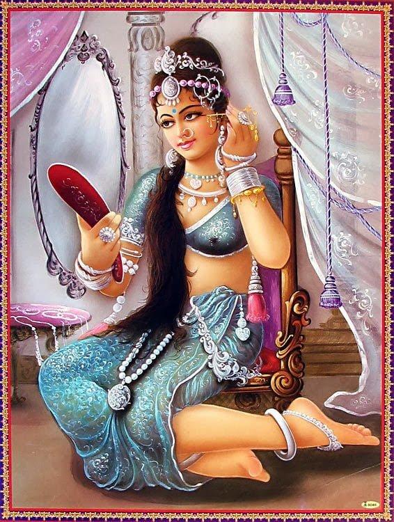 Solah Shringar