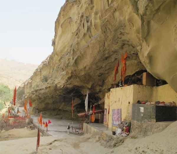 World Famous Hindu Cave Temple,
